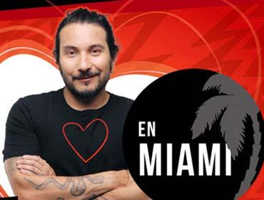 Felipe Avello Presenta: Corazón llenito en Miami