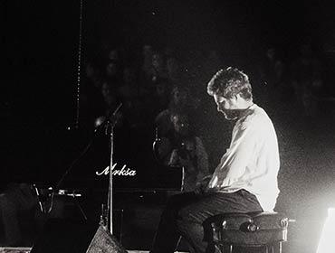 Diego Errázuriz - Solo Piano