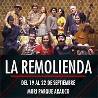 La Remolienda Mori Parque Arauco - Las Condes
