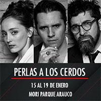 Perlas a los cerdos Mori Parque Arauco - Las Condes