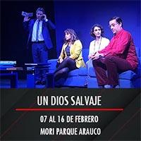 Un dios salvaje Mori Parque Arauco - Las Condes