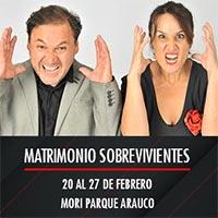 Matrimonio sobrevivientes Mori Parque Arauco - Las Condes