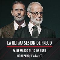 La ultima sesion de Freud Mori Parque Arauco - Las Condes