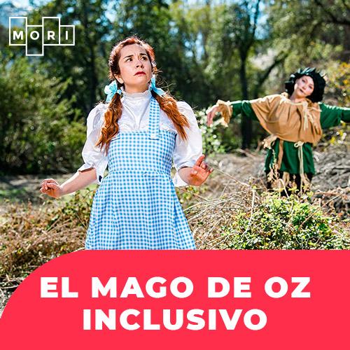 Famfest - El Mago De OZ Inclusivo Mori Parque Arauco - Las Condes