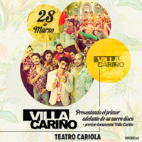 Villa Cariño Teatro Cariola - Santiago