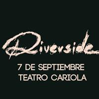 Riverside Teatro Cariola - Santiago