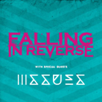Falling In Reverse Teatro Cariola - Santiago