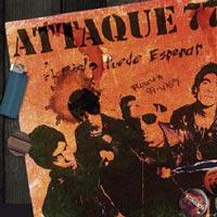 Attaque 77 Teatro Cariola - Santiago