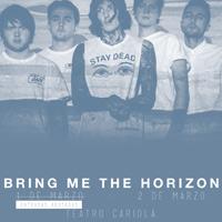Bring me the Horizon Teatro Caupolicán - Santiago