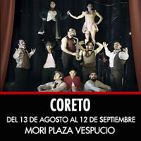 """Coreto"" Mori Plaza Vespucio - La Florida"