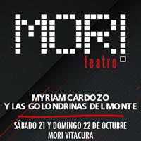 Myrian Cardozo y Las Golondrinas del Monte Mori Vitacura - Av. Bicentenario 3800 - Vitacura