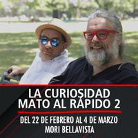 La curiosidad mató al rápido 2 Mori Bellavista - Constitución 183 - Providencia