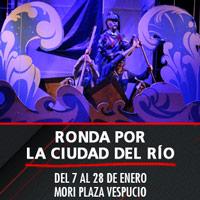 Ronda por la Ciudad del Río Teatro Mori Plaza Vespucio - La Florida