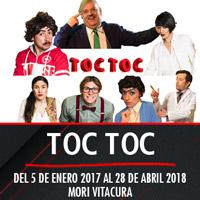 Toc Toc Mori Vitacura - Av. Bicentenario 3800 - Vitacura
