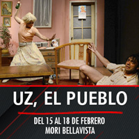 Uz, el Pueblo Mori Bellavista - Constitución 183 - Providencia