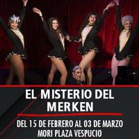 El misterio de Merkén Teatro Mori Plaza Vespucio - La Florida