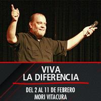 Viva la diferencia Mori Vitacura - Av. Bicentenario 3800 - Vitacura