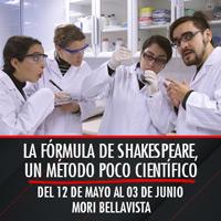 La Fórmula de Shakespeare, un método poco científico Mori Bellavista - Constitución 183 - Providencia