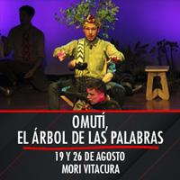 Omutí, el árbol de las palabras