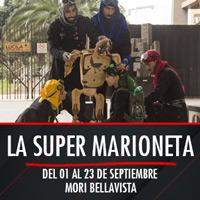 La super marioneta Mori Bellavista - Providencia