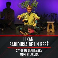 Likan, sabiduria de un bebé Mori Vitacura - Av. Bicentenario 3800 - Vitacura