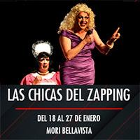 Las chicas del zapping Mori Bellavista - Constitución 183 - Providencia