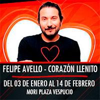 Felipe Avello: Corazón llenito