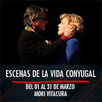 Escenas de la vida conyugal Mori Vitacura - Av. Bicentenario 3800 - Vitacura