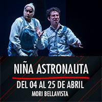 Niña Astronauta Mori Bellavista - Constitución 183 - Providencia