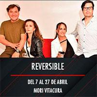Reversible Mori Vitacura - Av. Bicentenario 3800 - Vitacura