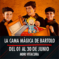 La cama mágica de Bartolo Mori Vitacura - Vitacura