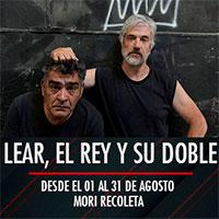 Lear, el rey y su doble Mori Recoleta - Recoleta
