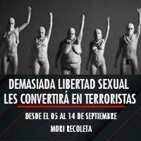 Demasiada libertad sexual les convertira en terroristas Mori Recoleta - Recoleta