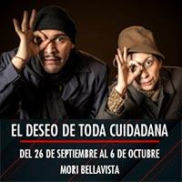 El deseo de toda cuidadana Mori Bellavista - Providencia