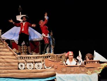 Los piratas del Holandes Volador