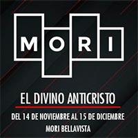 El divino anticristo Mori Bellavista - Providencia