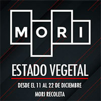 Estado Vegetal Mori Recoleta - Recoleta