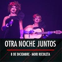 Otra noche juntos Mori Recoleta - Recoleta