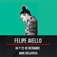 Felipe Avello: Miami Stand up Mori Bellavista - Providencia