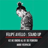 Felipe Avello,Stand Up Mori Plaza Vespucio - La Florida