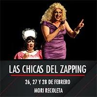 Las chicas del zapping Mori Recoleta - Recoleta