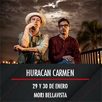 Huracan Carmen(Portugal) Mori Bellavista - Providencia