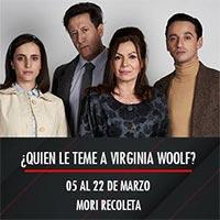 ¿Quien le teme a Virginia Woolf? Mori Recoleta - Recoleta