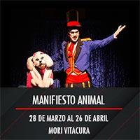 Manifiesto animal Mori Vitacura - Vitacura