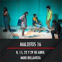 Malditos 16 Mori Bellavista - Providencia