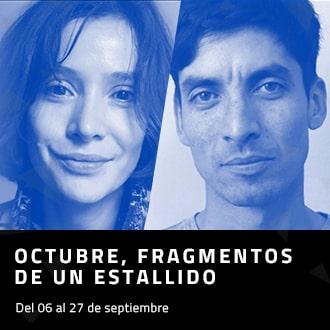 Octubre, Fragmentos de un Estallido Mori Virtual - Santiago