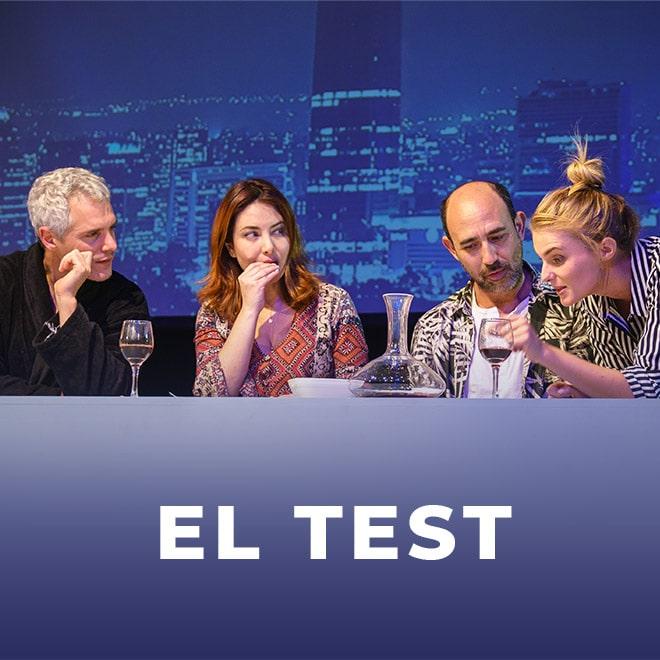 El Test Mori Virtual - Santiago