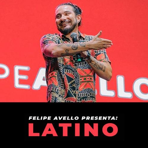 Felipe Avello presenta: Latino Streaming Punto Play - Santiago