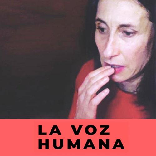 La voz humana Streaming Punto Play - Santiago