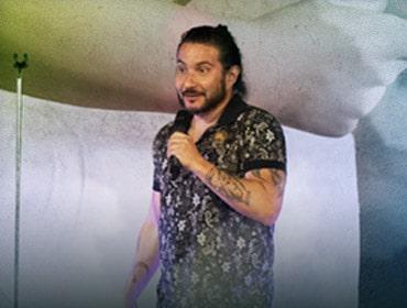 Felipe Avello presenta: Volver a empezar